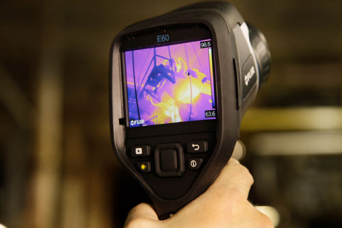 What Is Infrared Technology Quality Check Thermal Imaging